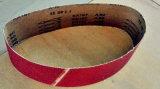 Cinghia stridente Kx167 60# della sabbia dell'ossido di alluminio di legno