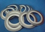 Steel di acciaio inossidabile 304L Kammprofile Gaskets con Outer Ring