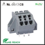 245のシリーズ5.0mmピッチPCBの端子ブロック