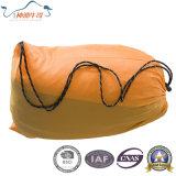 Salon chaud gonflable portatif de sofa de sommeil d'air de vente de sac de couchage
