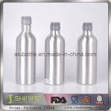 Metallaluminiumfarben-ändernde trinkende Flasche
