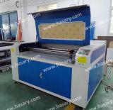 Автомат для резки лазера ткани сублимации напечатанный тканьем