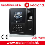 Realand Biometric Fingerprint와 Card Time Attendance Recording System