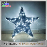 White Window Night Christmas Flash Party Décoration LED Star Light