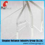 Reliance Frist Grade Cristal transparente / cristal ultravioleta / vidrio teñido / vidrio reflectante / vidrio de patrón / vidrio templado / vidrio ácido / cristal procesado profundo