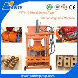 Máquina automática cheia do tijolo do cimento da saída high-density