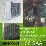 refrigerador de ar do pântano da eficiência elevada do fluxo de ar 46000m3/H e, ventilador de refrigeração da água da estufa