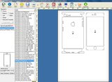 Any PhoneのためのセルPhone Skin Designing Software
