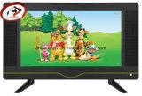 17.3 pouces DC12V/18V portatif DEL solaire TV pour l'Inde