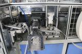 Taza de papel de alta velocidad automática con la toma de la manija de la máquina