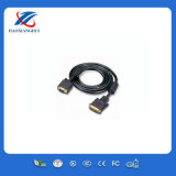 DVI-D Dual Link Male 18+1 Cable (hxh DVI cable-004)