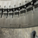 Rubber Sporen voor het Graafwerktuig Y400*107k*46 van Yanmar Vio40