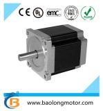 Motor de paso de progresión de pasos eléctrico bifásico del escalonamiento NEMA34 1.8deg para CNC (34HS8801)