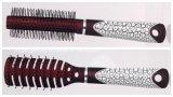Brosse en plastique en nylon de brosse de cheveux de massage
