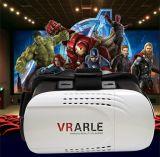 casella di Vr di vetro della cuffia avricolare 3D di realtà virtuale di 3D Vr per il Android Smartphone dell'IOS di iPhone6/Samsunggalaxy/