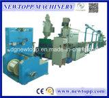 Máquina Halogênio-Livre da extrusão de cabo do baixo fumo automático do PLC