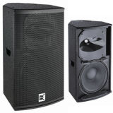 Grosser Tanzen-Wasser-Lautsprecher-Audiokasten-Lautsprecher 15 Inch-Lautsprecher