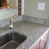 Тщеты Top&#160 ванной комнаты гранита кожи тигра белые;