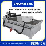 Máquina de gravura de madeira acrílica de alumínio da estaca Ck1325