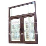 Poudre en bois Windows en aluminium enduit des graines