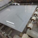 인공적인 대리석 20mm 미러 백색 석영 돌 큰 석판