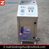 オイルの回復使用を用いる自動リサイクル機械