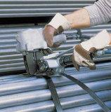 Инструмент высокой напряженности стальной полосы пневматический связывая