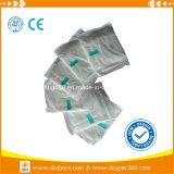 Alta servilleta sanitaria de la marca del algodón absorbente del OEM