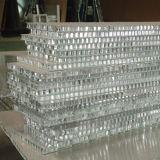 4 ' x8 Aluminiumbienenwabe-Panels für interne und externe Dekoration