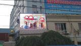Colore completo esterno P8 che fa pubblicità alla visualizzazione