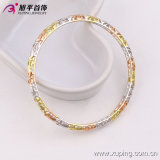 Più nuovo Xuping Fashion Nice Multicolor nessuno Stone Women Bangle in Environmental Copper -51404