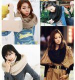 2016 filles ou garçons de mode Unsex l'usine de tricotage d'écharpe d'ordinateur de l'hiver de chaîne neuve acrylique chaude de laines