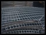 Industriële Gratings van het Staal van de Types van Gebruik van het Platform Diverse