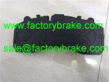 Wva 29087、29125の29030台のトラックブレーキパッド