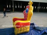 새로운 디자인 Chair 광고 방송을%s 팽창식 왕위 임금