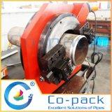 Découpage de réseau de pipe-lines d'OR et machine taillante