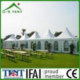 Tenda esterna mobile di cerimonia nuziale del Pagoda della lega di alluminio
