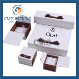 Rectángulo de regalo de papel de la cartulina (CMG-PGB-031)