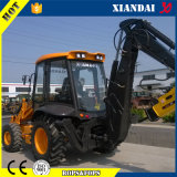 Carregador do Backhoe do tipo de Xiandai com disjuntor e Aguer (XD850)