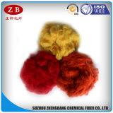 Farbiges Polyester Staple Fiber für Nonwoven, Carpet, Yarn