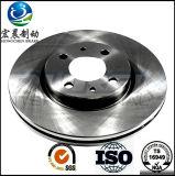 Disque de frein de pièces de rechange et tambour de frein automatiques avec ISO9001