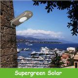 Indicatore luminoso solare esterno del giardino di alto potere 8W LED delle lampade da parete