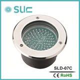 고품질 옥외 1W 백색 색깔 LED 지하 빛