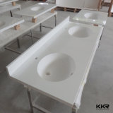 熱い固体表面の浴室および台所虚栄心の上