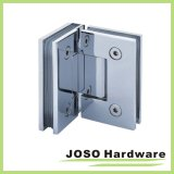 90 graus Glass a Glass Brass Mount Shower Hinge Bh2004