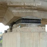 Elastomeric Bearings voor Bridge en Highway Construction (30 van productiejaar experince)
