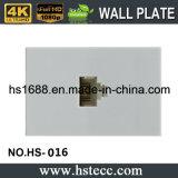 Plaque de mur de vente chaude de téléphone de 55*36mm, plaque avant de module