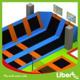 Парк Trampoline прямоугольника TUV-GS утвержденный от Liben
