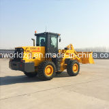 3ton Loader met Optional Pallet Fork