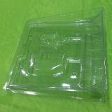 Vácuo do PVC que dá forma ao empacotamento da parte superior da bolha